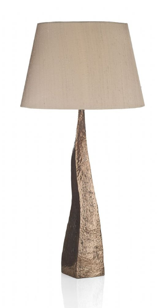Aztec Table Lamp Copper Base Only AZT4364